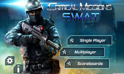 Critical Missions SWAT poster