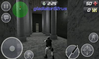 Screenshots of the Critical Missions SWAT for Android tablet, phone.