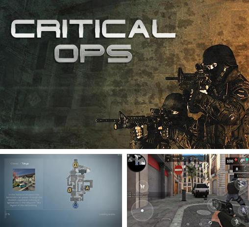 In addition to the game Critical Missions SWAT for Android phones and tablets, you can also download Critical ops for free.