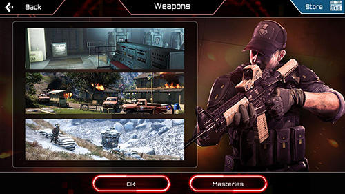 Download Critical strike: Dead or survival Android free game.