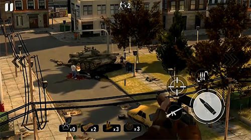 Screenshots of the Critical strike: Dead or survival for Android tablet, phone.