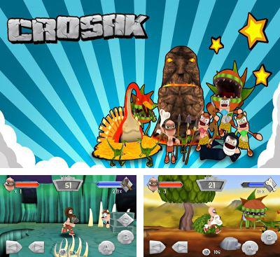 In addition to the game Ultimate 3W for Android phones and tablets, you can also download Crosak Deathmatch for free.
