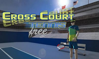 Cross Court Tennis poster