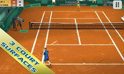 Get full version of Android apk app Cross Court Tennis for tablet and phone.