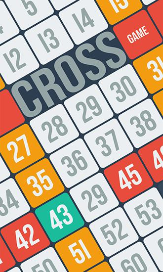 Cross game poster