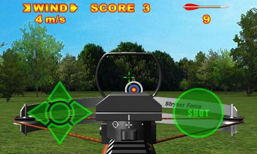Crossbow shooting deluxe скриншот 2
