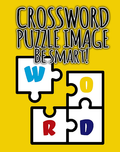 Crossword puzzle image: Be smart! обложка