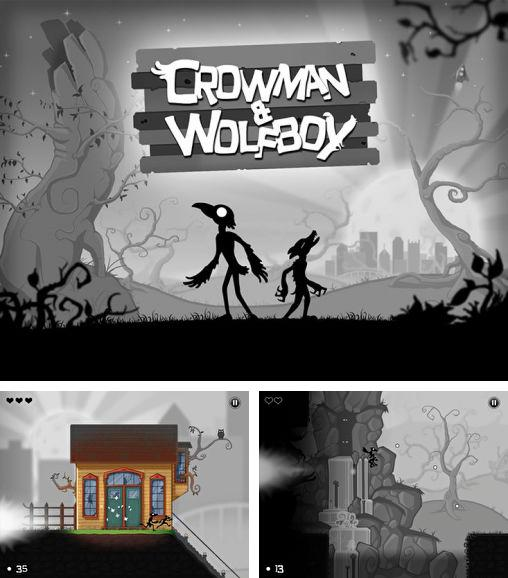 Crowman and Wolfboy