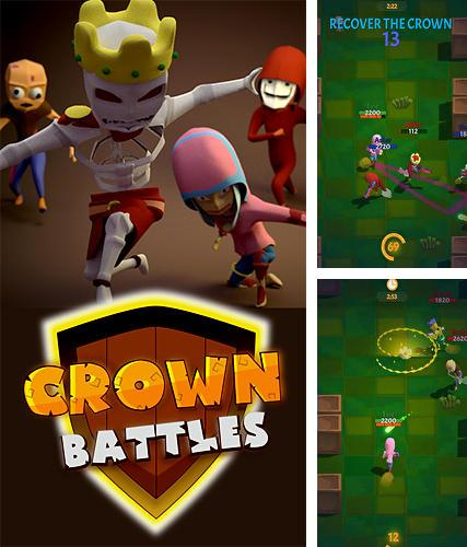 Crown battles: Multiplayer 3vs3