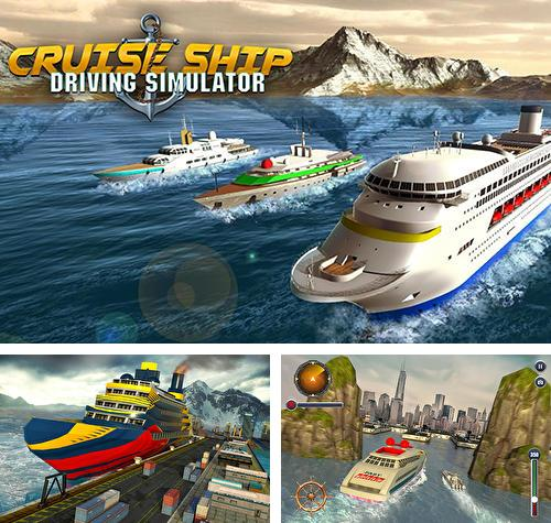 Cruise ship driving racer