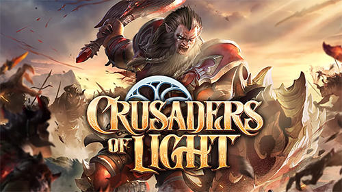 Crusaders of light poster
