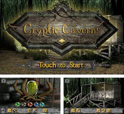 In addition to the game Treasure Trove - Chapter 1 for Android phones and tablets, you can also download Cryptic Caverns for free.