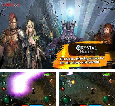 In addition to the game Dueling Blades for Android phones and tablets, you can also download Crystal Hunter for free.
