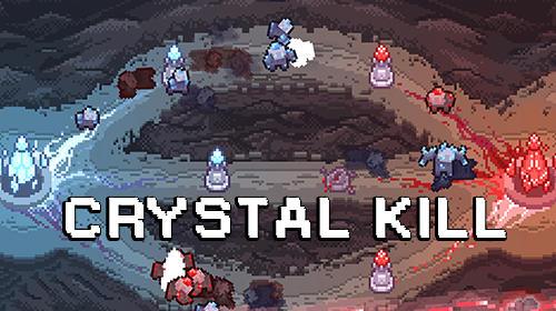 Crystal kill: PvP tower defense poster
