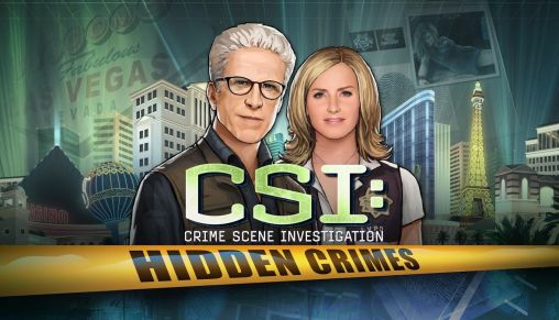 CSI: Crime scene investigation. Hidden crimes