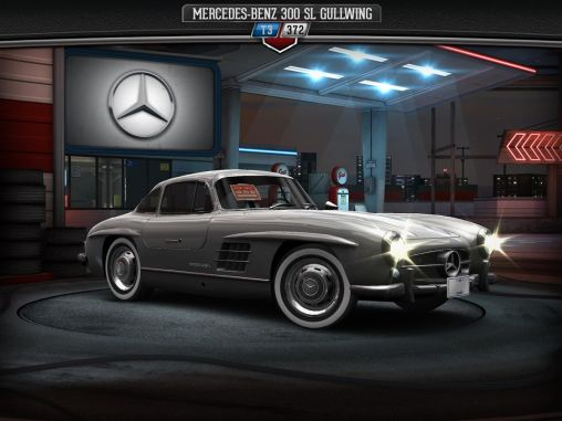 Screenshots do CSR Classics - Perigoso para tablet e celular Android.