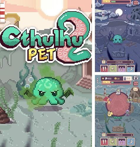 Cthulhu virtual pet 2