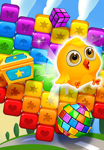 Download Cube blast rescue toy block Android free game.