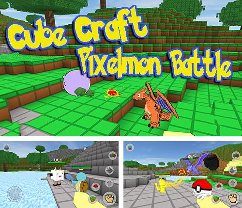 In addition to the game Death Racing 2 Desert for Android phones and tablets, you can also download Cube craft go: Pixelmon battle for free.