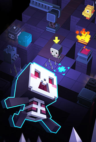 Screenshots von Block quest für Android-Tablet, Smartphone.