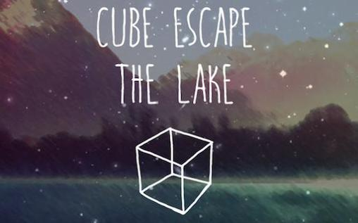 Cube escape: The lake poster