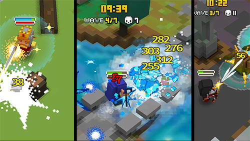 скачать рыцари битва героев на планшет