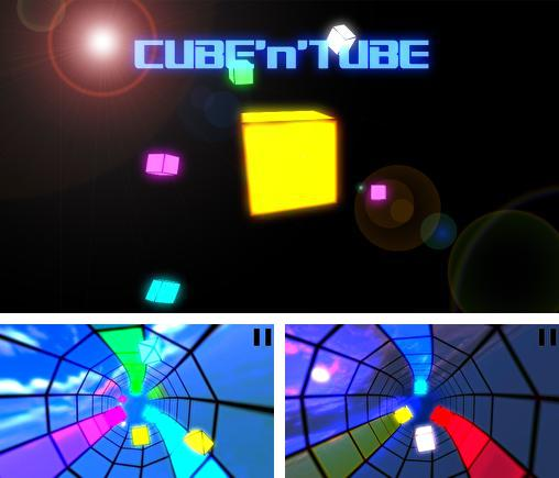 In addition to the game Overvolt: Crazy slot cars for Android phones and tablets, you can also download Cube 'n' tube for free.