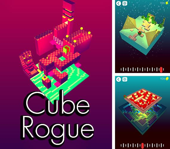 Cube rogue: Craft exploration block worlds