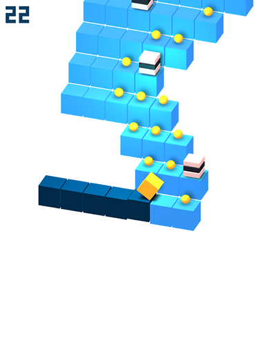 Cube roll screenshot 3