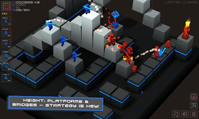 Get full version of Android apk app Cubemen for tablet and phone.