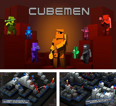 In addition to the game BadBoys for Android phones and tablets, you can also download Cubemen for free.