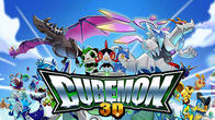 Cubemon 3D: MMORPG monster game APK