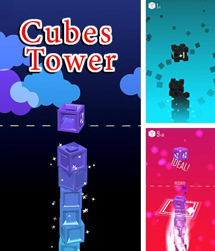 Cubes tower
