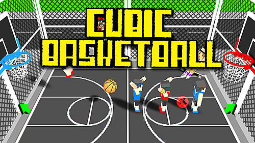 Cubic basketball 3D обложка