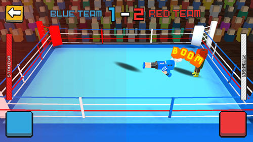 Screenshots do Cubic boxing 3D - Perigoso para tablet e celular Android.