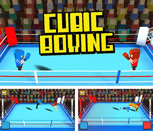 In addition to the game Wild west race for Android phones and tablets, you can also download Cubic boxing 3D for free.