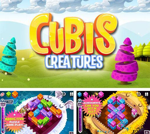 In addition to the game Rebirth for Android phones and tablets, you can also download Cubis creatures for free.