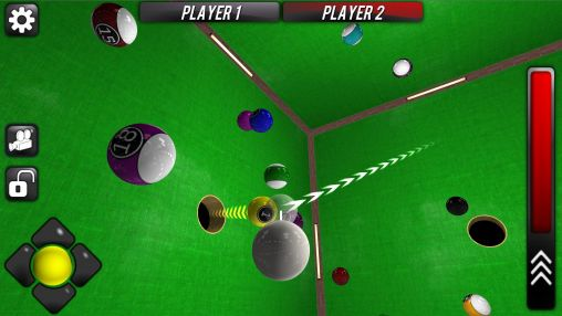 Download Cue box: The real 3D pool Android free game.