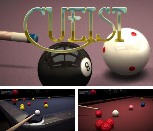 In addition to the game Sled dog racing 2017 for Android phones and tablets, you can also download Cueist for free.