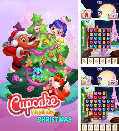In addition to the game Happy Snake for Android phones and tablets, you can also download Cupcake mania: Christmas for free.
