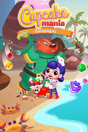 Cupcake mania Galapagos for Android Download APK free