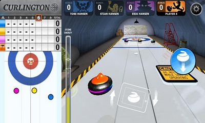 Download Curlington HD Android free game.