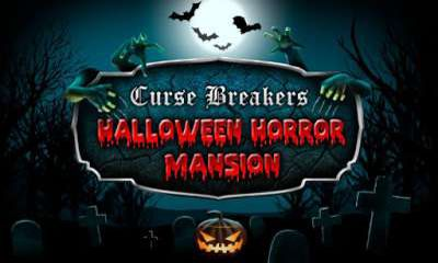 Curse Breakers Horror Mansion poster