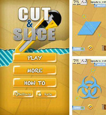 In addition to the game Cube Game for Android phones and tablets, you can also download Cut & Slice for free.