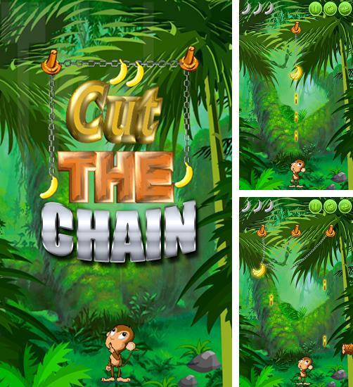 In addition to the game Tiki Towers for Android phones and tablets, you can also download Cut the chain for free.