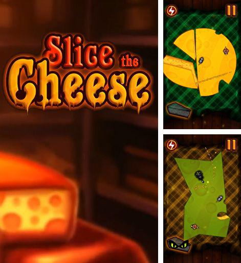 In addition to the game Pick a Piggy for Android phones and tablets, you can also download Cut the cheese for free.