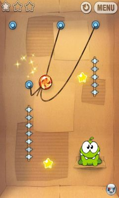 Cut the Rope für Android spielen. Spiel Cut the Rope kostenloser Download.