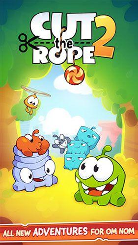 Cut the rope 2 poster