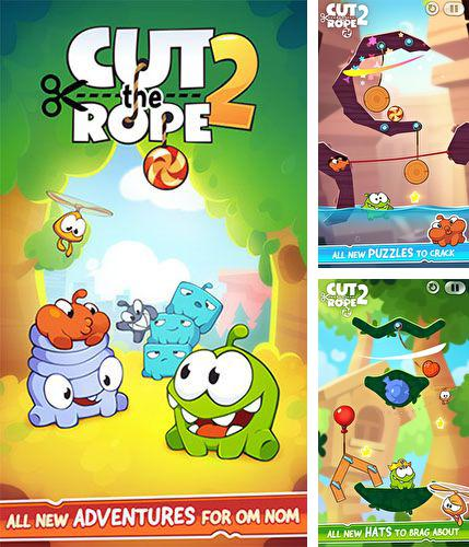 cut the rope 2 apk revdl