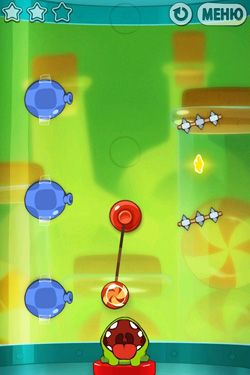 安卓平板、手机Cut the Rope: Experiments截图。